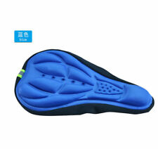 CushionBike Saddle Seat 3D Pad Silicone Cycling Bicycle Pad Cover Gel