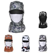 Cycling Full Face Mask Outdoor Winter Windproof Motorcycle Cap Hat Face Mask