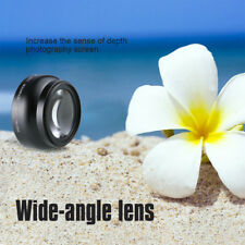 Wide Angle Lens For Canon Nikon Sony Pentax HD 0.45x with Macro Lens 52MM / 58MM