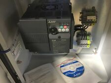NEW, MITSUBISHI, FR-D720, ENCLOSED VFD PACKAGES, SINGLE OR THREE PHASE INPUT!!