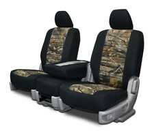 Custom Fit Seat Cover for BMW 2800 In Realtree Front & Rear