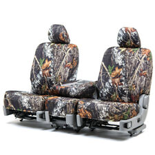 Custom Fit Seat Cover for BMW 2800 In Mossy Oak Front & Rear