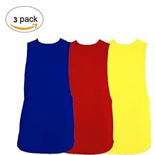 3-Pack Mens Gym Tank Tops Muscle Stringer Bodybuilding Workout Sleeveless Shirts