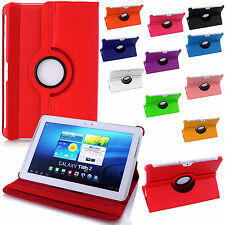 360 Leather Rotate Stand Case Rotating Smart Cover for Samsung Galaxy Tablet Tab
