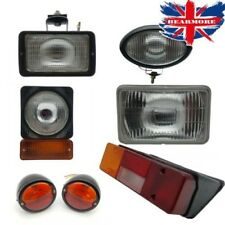JCB DEERE MASSEY FERGUSON Light Head Cabin Lamp Work Tractor Upgrade Trailer