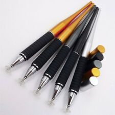 2 In 1 Touch Screen Stylus Mobile Writing Pen Ballpoint For Tablets PC