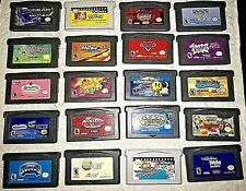 Multiple Nintendo Game Boy / GameBoy Advance Games - Good Working Condition