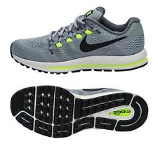 Nike Men Air Zoom Vomero 12 Shoes Running Gray Black Sneakers Shoe 863762-002
