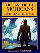 The Last of the Mohicans (Scribner's Illustrated Classics)-ExLibrary