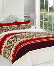 New Camilla Printed Duvet Quilt Cover With Pillow Case Bedding Set All Sizes