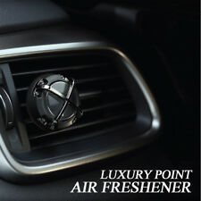 Car Interior Luxury Point Air Freshener Diffuser Perfume 3 Type for All Vehicle