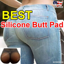 Silicone Buttocks Pads Padded Butt Enhancer body Shaper GIRDLE Tummy Panty