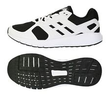 Adidas Men Duramo 8 Training Shoes Running White Black Sneakers GYM Shoe BA8085