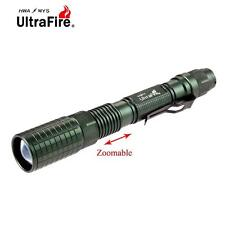 Ultrafire Zoomable NEW XML T6 20000 LM LED Flashlight 18650 Battery Torch 0 ̄