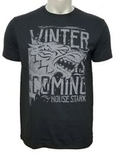 Men's Game of Thrones Winter Is Coming House Of Stark Graphic T-Shirt