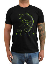 ALIEN Movie poster ver. 1 Sigourney Weaver T-Shirt (Black) S-5XL
