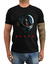 ALIEN Movie poster ver. 3 Sigourney Weaver T-Shirt (Black) S-5XL