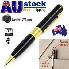 Mini 1280x960 USB HD DV Camera Pen Recorder Hidden Security DVR Cam Video Spy AU