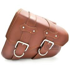 Leather Panniers Saddle Bags