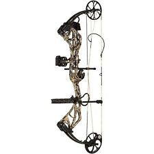 2018 Bear Archery Species RTH Compound Bow 70# Package Right Hand Bowhunter