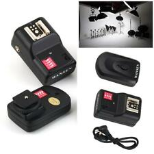 16 Channels Speedlite Flash Trigger for Canon Nikon Pentax two receiver PT-16 QW