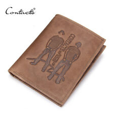 HANDMADE | Credit Card Men Wallets Fashion Famous Brand Wallet Leather Purse