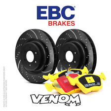EBC Front Brake Kit Discs & Pads for Honda Legend 3.5 (KA9) 96-99