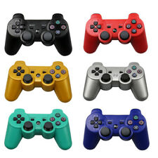 Sony PS3 Wireless Bluetooth Game Controller 2.4GHz 7 Colors  Playstation Fr Sh