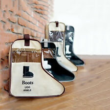 Dust-proof Boot Shoes Bag Organizer Storage Protector Container Portable Peachy