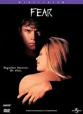 Fear (DVD, 1998, Widescreen) Mark Wahlberg Reese Witherspoon NEW SEALED
