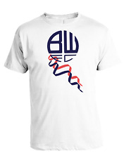 Bolton Wanderers Retro T-Shirt (New & Unofficial)