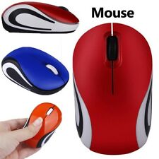 2000 DPI Cute Mini 2.4 GHz Wireless Optical Mouse Mice For PC Laptop Notebook