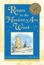 Return to the Hundred Acre Wood (Winnie-The-Pooh Collection)-ExLibrary