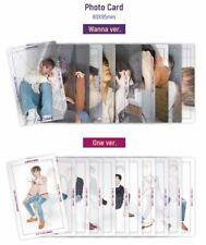 WANNA ONE Nothing Without You Photocard One Ver. Select Option Only photocard