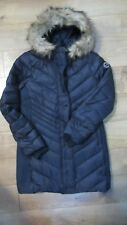 New Abercrombie & Fitch by Hollister Womens Down-Filled Puffer Parka Jacket  S