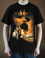 THE MUMMY Movie Poster ver. 1 Rachel Weisz T-Shirt (Black) S-5XL