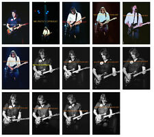 8x12 inch photo (s) PINK FLOYD  BUY 1,2...OR ALL   orig  DAVID GILMOUR THE WALL