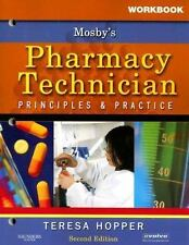 Workbook for Mosby's Pharmacy Technician: Principles and Practice-ExLibrary