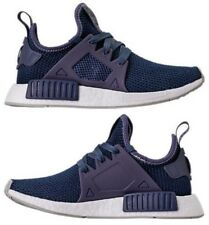 ADIDAS ORIGINALS NMD XR1 WOMEN's BOOST TRACE BLUE - WHITE AUTHENTIC NEW IN BOX