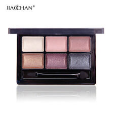Nude Shimmer Eye Shadow Palette Makeup Pigment Waterproof Professional Cosmetics
