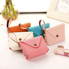 Women Coin Purse Wallet Card Key Money Change Clutch Handbag Bag Mini Pouch