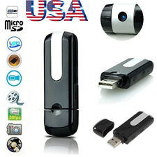 Mini HD DVR USB DISK U8 Hidden Spy Flash Camera Motion Detector Video Recorder