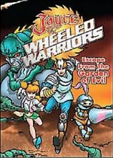 Jayce and the Wheeled Warriors - Escaped From The Garden of Evil (DVD, 2007) NEW