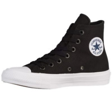 New Converse Chuck Taylor as II Hi 250143c Black White Canvas Shoes Youth
