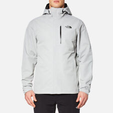 NWT THE NORTH FACE Men's Black Hooded Dryzzle Rain Jacket with GORE-TEX NEW