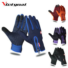 2018 Waterproof Cycling Gloves Full Finger Touch Screen Bike Gloves MTB Outdoor
