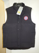 NEW  - MENS CANADA GOOSE GARSON VEST - NAVY - #4151M - LG OR XL  $375.00