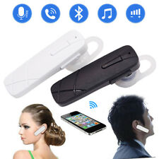 Mini Bluetooth Stereo Earphone w/ Mic Handfree Headset for iOS Android Phone lot