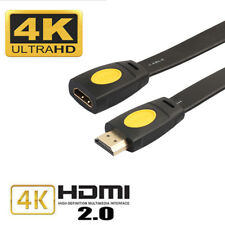 Premium HDMI Male to Female Extension Cable for PS3 HDTV LED TV 16ft feet Extend