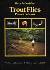 Trout Flies: Proven Patterns LaFontaine, Gary Paperback